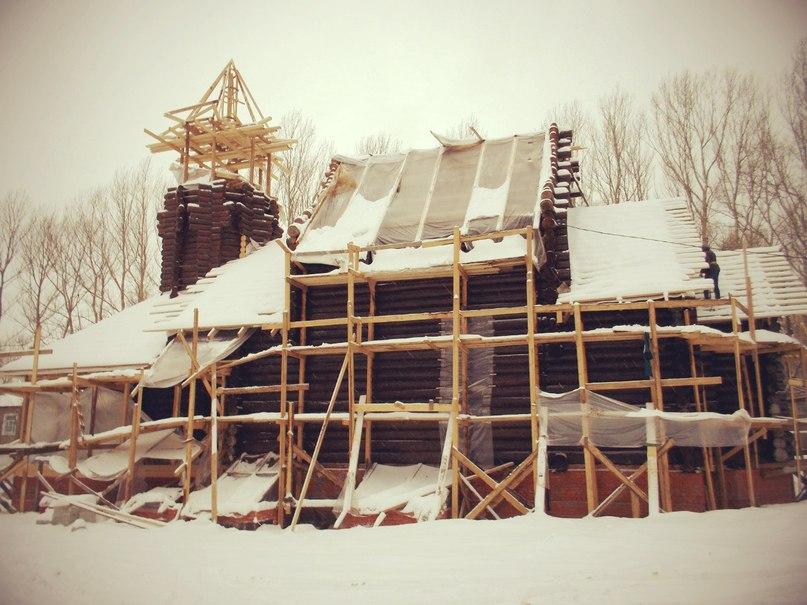 Фото храма в честь Луки