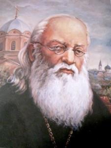 Портрет святителя Луки