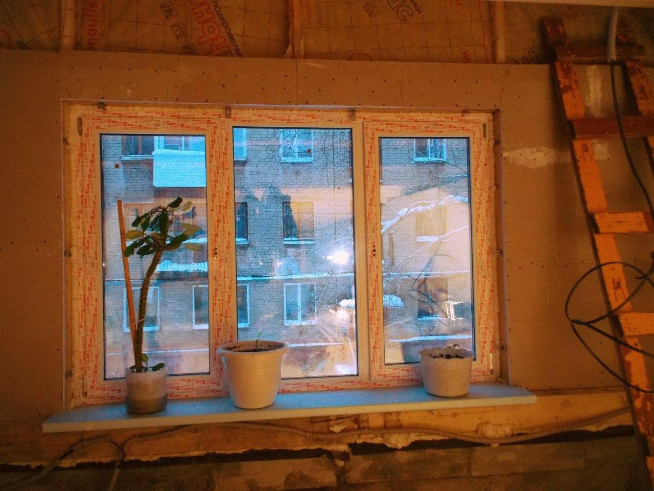 Теплые окна в часовне