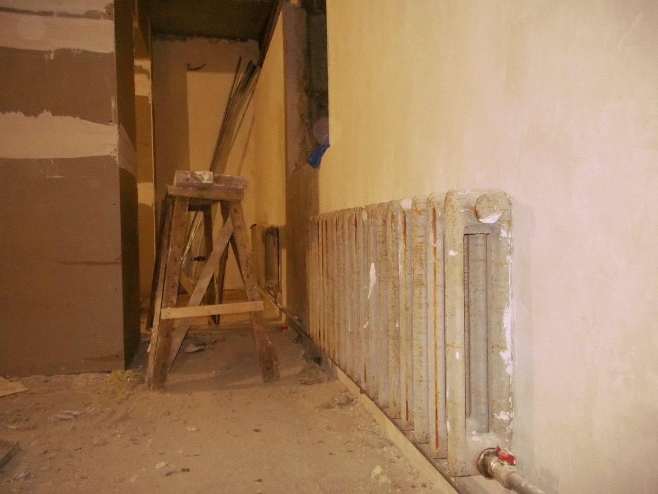 Штукатурка стен на цокольном этаже