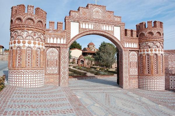 Монастырь святого Ефрема Сирина