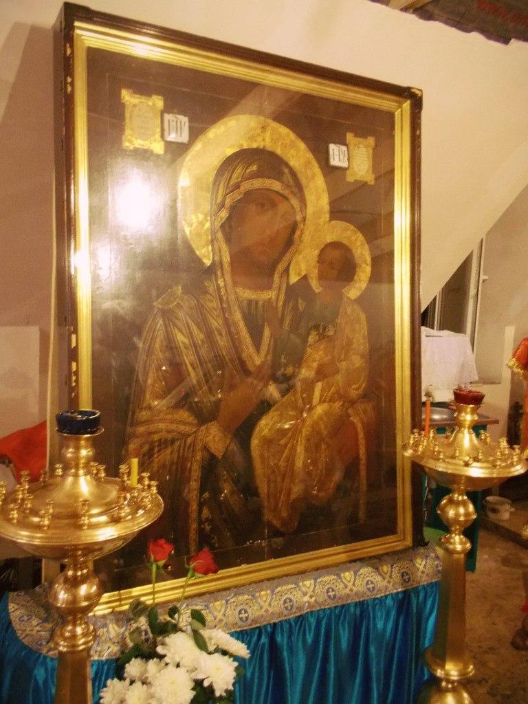 Иверская Икона Божией Матери (фото)