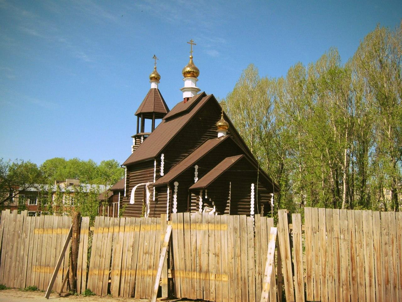 Храм Луки Войно-Ясенецкого в Березниках