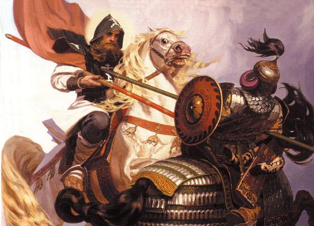 Воин схимонах