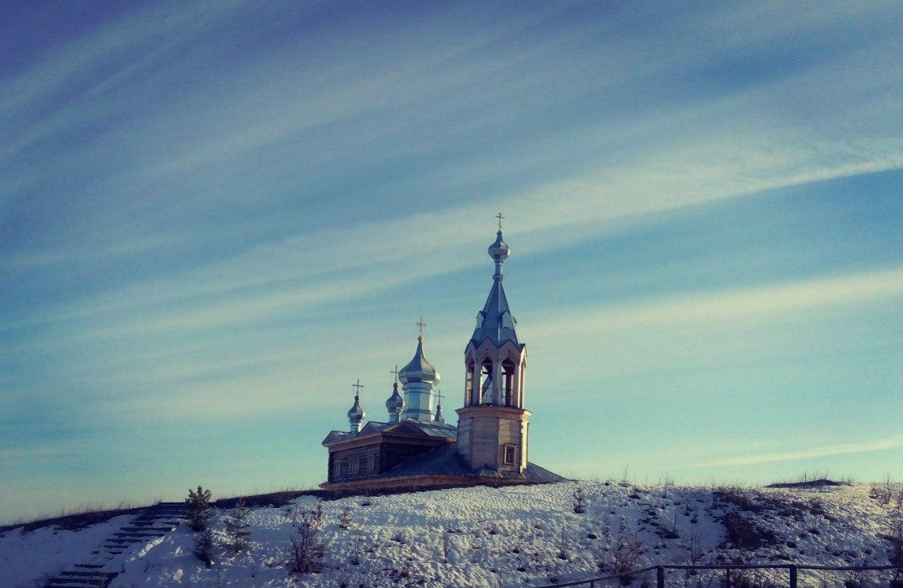 Церковь Илии Пророка в Чердыни