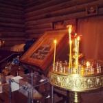 Икона святой блаженной Матроны Московской в Березниках