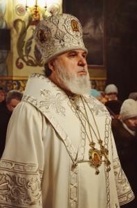 Митрополит Пермский и Кунгурский Мефодий