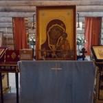Табынская икона Божьей Матери в храме Луки