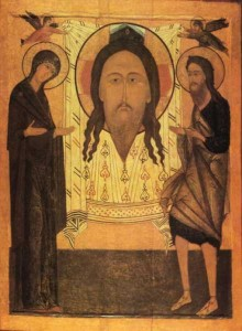 Икона Нерукотворный Образ Господа нашего и Спаса Иисуса Христа