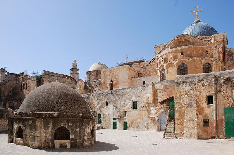 Храм Воскресения Христова, Иерусалим.