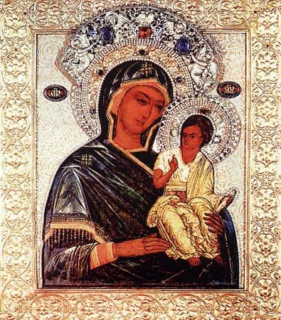 Псковская икона Божией Матери