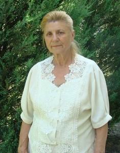 Валентина Герасимовна Колесниченко, в девичестве Орловская