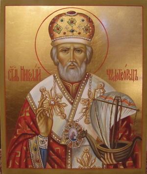 иона Николая Угодника