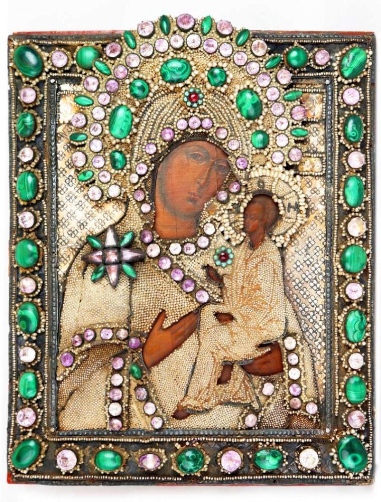 Югская икона Божией Матери Одигитрия